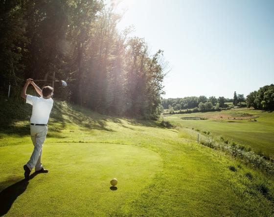 COFFRET CADEAU FETE DES PERES Moment plaisir golfique sur notre parcours
