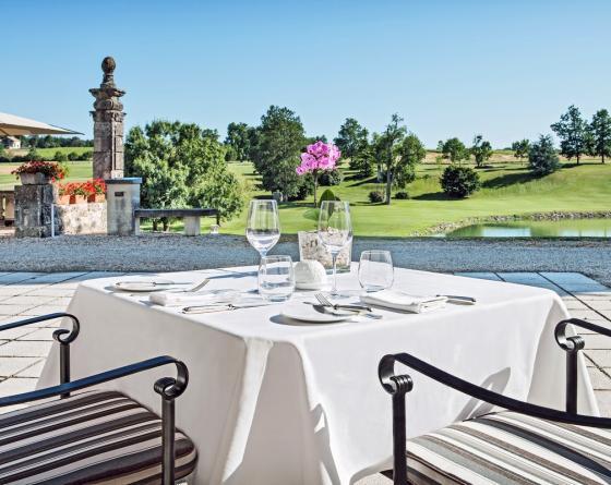REPAS ETOILE restaurant gastronomique du Château